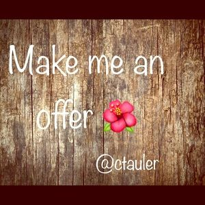Other - 🎈Make me a reasonable offer 🎈